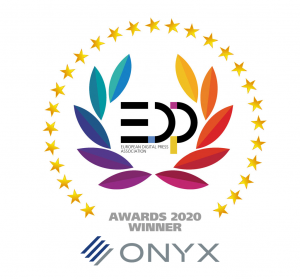 Onyx RIP software wins '2020 EDP Best Color Management Solution' Award