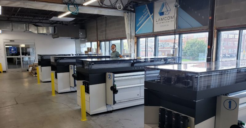 How the Colorado 1650changed the game for Lamcom Technologies