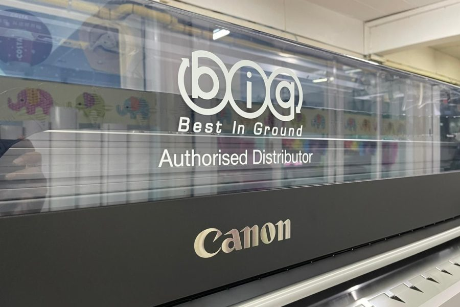 Canon Singapore successfully onboarded Best in Ground as LFG printer distribution partner in Thailand